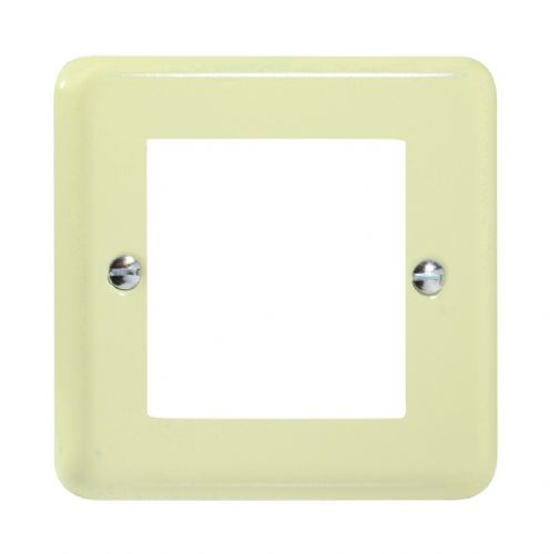 Varilight XYG2.WC Lily Pastel White Chocolate DataGrid Plate (2 DataGrid Spaces)